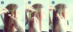 Basic Weaves and Braids Step by Step Guide for Beginners 013