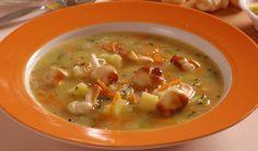 Cuketová polievka s ovčím syrom | DobreJedlo.sk