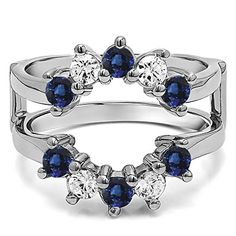 Genuine Sapphire Sunburst Style Ring Guard with Gorgeous ... https://www.amazon.com/dp/B00PEGSBWO/ref=cm_sw_r_pi_dp_m0FAxbMZPZRRX