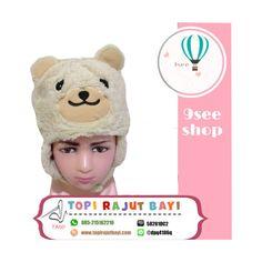 ANIMAL HAT BEANIE BEAR  Beanie Bear Lagi Famous Banget akhir2 ini.. Yang pengen nambahin koleksi beannie bear yg lucu kontak bio ya =D  Order? BBM : 58281DC2 WA/ SMS : 085215162216 Line http://line.me/ti/p/%40dpq4186q