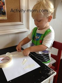 The Activity Mom: 6 Quick Summer Activities for Your Toddler