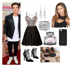 """""""Dating Cameron Dallas"""" by jelliebabies on Polyvore featuring Michael Kors, Allurez, Gucci and BaubleBar"""