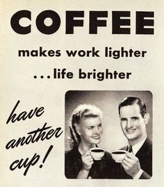vintage coffee - Google Search