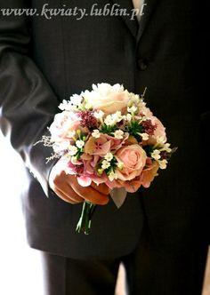 bukiet ślubny niezapominajki - Szukaj w Google