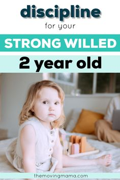 Do you have a strong willed 2 year old? Use these simple toddler discipline tricks to handle this challenging behaviour without crushing your toddler's spirit. They might seem defiant or in their terrible twos, but you can still use gentle toddler discipline to lead them in the right direction. Toddler Behavior, Toddler Discipline, Positive Discipline, Positive Parenting Solutions, Strong Willed Child, Terrible Twos, 2 Year Olds, Gentle Parenting, Challenging Behaviour