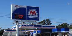 Marathon Petroleum is buying a company that can refine million barrels of oil a day Marathon Today, Oil Refinery, Wall Street Journal, Barrels, Business, Stuff To Buy, Store