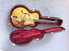 Gretsch  Nashville Golden Anniversary #vintageandrare #vintageguitars #vandr