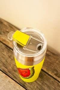 Tasse de voyage pour café thé, design Colibri – Pero