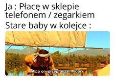 Ah shit here we go again     Druga część memów z odchłani internetów.… #losowo # Losowo # amreading # books # wattpad Very Funny Memes, Wtf Funny, Hilarious, Polish Memes, Past Tens, Aesthetic Memes, History Memes, Creepypasta, Have Time
