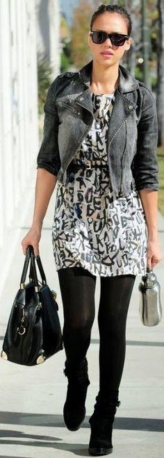 Loving Her #style: Jessica Alba