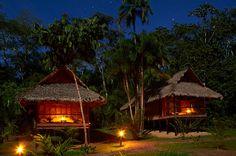 Hacienda Concepcion ... on the Amazon,   Puerto Maldonado, Peru