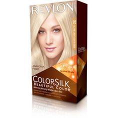 Tinte Revlon ColorSilk 05 Rubio Ultra Claro Ceniza