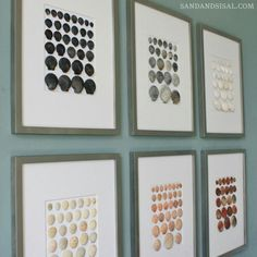 Great idea! I have SOOO many shells that need to have a way to to be displayed!