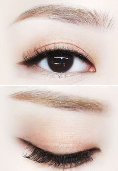 asian and korean makeup image