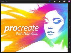 Procreate iPad App