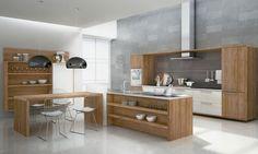 cozinha planejada rustica 5