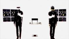 Daft Punk - Random Access Memories synced with Electroma on Vimeo
