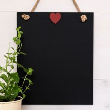 Heart Chalk Board by The Painted Broom Company, the perfect gift for Explore more unique gifts in our curated marketplace. Duck Egg Blue, Blackboards, Country Style, Pale Pink, Cleaning Wipes, Chalkboard, Best Gifts, The Originals, Alternative