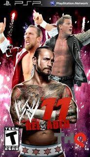 WWE '11 Reloaded is a hack of WWE SmackDown vs. Raw 2011