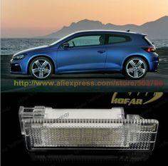 Бесплатная Доставка Задний Загрузки Багажника Led Освещение Багажника для VW Golf Jetta Passat CC Polo Scirocco Eos Tiguan Touran Caddy