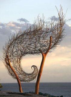 ... beach art  #wave