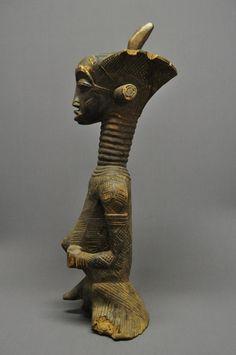 Dengese - Ndengese Statue - Congo - African Art
