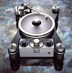 VPI HR-X turntable & JMW12.6 tonearm | Stereophile.com