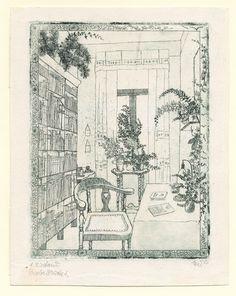 Interieur (Hermann Wöhler, 1930)