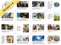 Memorize the Living Christ cards