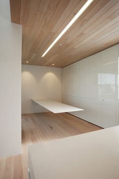 An Apartment For Art - Cheshire Architects I Love House, My House, Interior Architecture, Interior Design, Future House, Home Office, Countertops, Dining Room, Architects