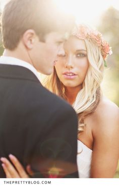 Jakeh & Leah - Nature Lovers | Real weddings | The Pretty Blog