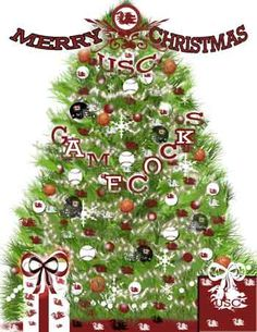 99 cent store christmas tree giveaway at usc