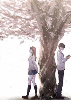 Drawing Deku Only (Part My Hero Academia Love Cartoon Couple, Cute Couple Art, Anime Love Couple, Sad Anime Couples, Anime Couples Drawings, Cute Couples, Anime Love Story, Cute Couple Wallpaper, Fanart