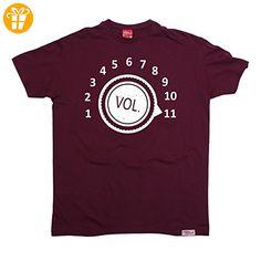 Banned Herren T-Shirt, Slogan Gr. XXL, kastanienbraun - Shirts mit spruch (*Partner-Link)