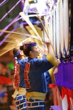 Aomori Nebuta Matsuri (ねぶた祭り)