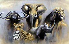 An Easy Animal Quiz to start 2012 - Printable! African Animals, African Elephant, African Safari, Easy Animals, Animals And Pets, Cute Animals, Animals Images, Animal Quiz, Africa Art