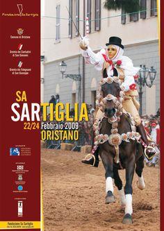 22/24 febbraio 2009 Sa #Sartiglia #Oristano