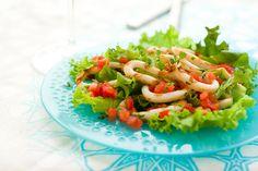 Μια γευστική σαλάτα με καλαμαράκια θα είναι το βραδινό σου γεύμα - http://ipop.gr/sintages/salates/mia-gefstiki-salata-me-kalamarakia-tha-ine-to-vradino-sou-gevma/