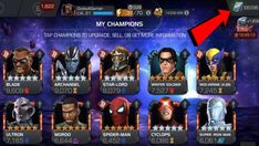 Marvel Contest Of Champions Hack - Online Generator Super Iron Man, Marvel Future Fight, Contest Of Champions, Game Resources, Website Features, Test Card, Hacks, Hack Online, Free Games