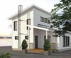 Kuura 157 Garage Doors, Exterior, Outdoor Decor, Home Decor, Decoration Home, Room Decor, Outdoor Rooms, Home Interior Design, Carriage Doors