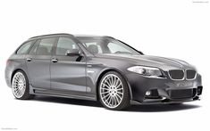 HAMANN BMW 5 Series Touring F11 2011