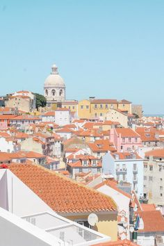 Airbnb Lisbon Portugal: 8 Airbnbs You Must Stay In — ckanani luxury travel & adventure Visit Portugal, Spain And Portugal, Lisbon Portugal, Portugal Trip, Algarve, Europe Destinations, Europe Travel Tips, Travel Guides, Spain Travel