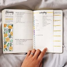 """1,391 Likes, 18 Comments - Rhean (@bulletby_r) on Instagram: """"Happy Monday! Here is the final look of my weekly spread using the Dutch door. If you happen to be…"""""""