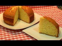 Bizcocho esponjoso de limón y naranja receta fácil paso a paso - YouTube
