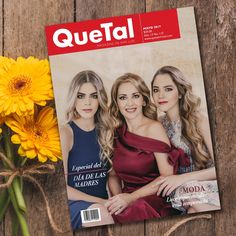 Llega nuestra edición impresa de #Mayo2017 con Claudia Del Pozo de Mahbub con sus hijas Claudia y Bárbara. Adquiérela en los puntos de venta más cercanos, también disponible en nuestra plataforma virtual.  AGRADECIMIENTOS  FOTOGRAFÍA: Eduardo de la Peña  PEINADO Y MAQUILLAJE DE CLAUDIA DEL POZO: Jimena Treviño  MAQUILLAJE DE BÁRBARA MAHBUB:  Ale Martínez Y PEINADO: Tere Regalado  PEINADO Y MAQUILLAJE  DE CLAUDIA MAHBUB: Natalia Leal