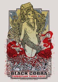 Black Cobra - Malleus - 2013 ----
