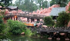 Big Thunder Mountain Railroad -- A Trip to the Old West! - My Dreams of Disney