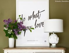 Do what you love   Verlosung
