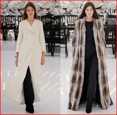 Christian Dior 2015 pelzmantel damen