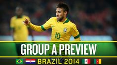 World Cup 2014: Group A Preview and Predictions